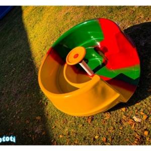 Calesita Taza grande reforzada infantil
